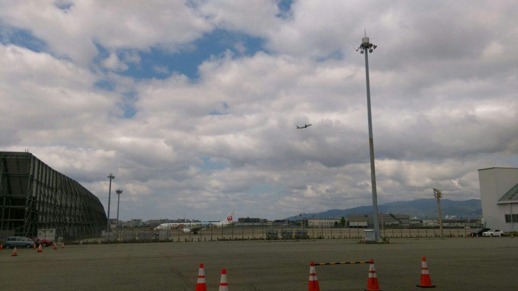大坂伊丹空港ミニヨン3